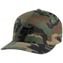 75794267cb4 FOX Legacy Flexfit Hat Camo