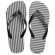 Dámské žabky - Jail Break Flip Flop Black White 8f2deb7527