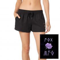 a594f967fb FOX Rosey Short Black Vintage · Dámské kraťasy - Rosey Short Black Vintage