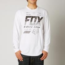 2281a8a5ae6 Pánské triko s dlouhým rukávem - Escaped Ls Tee Optic White