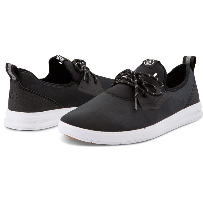 70013d1794d Pánské boty   tenisky Volcom Draft Shoe Black Combo