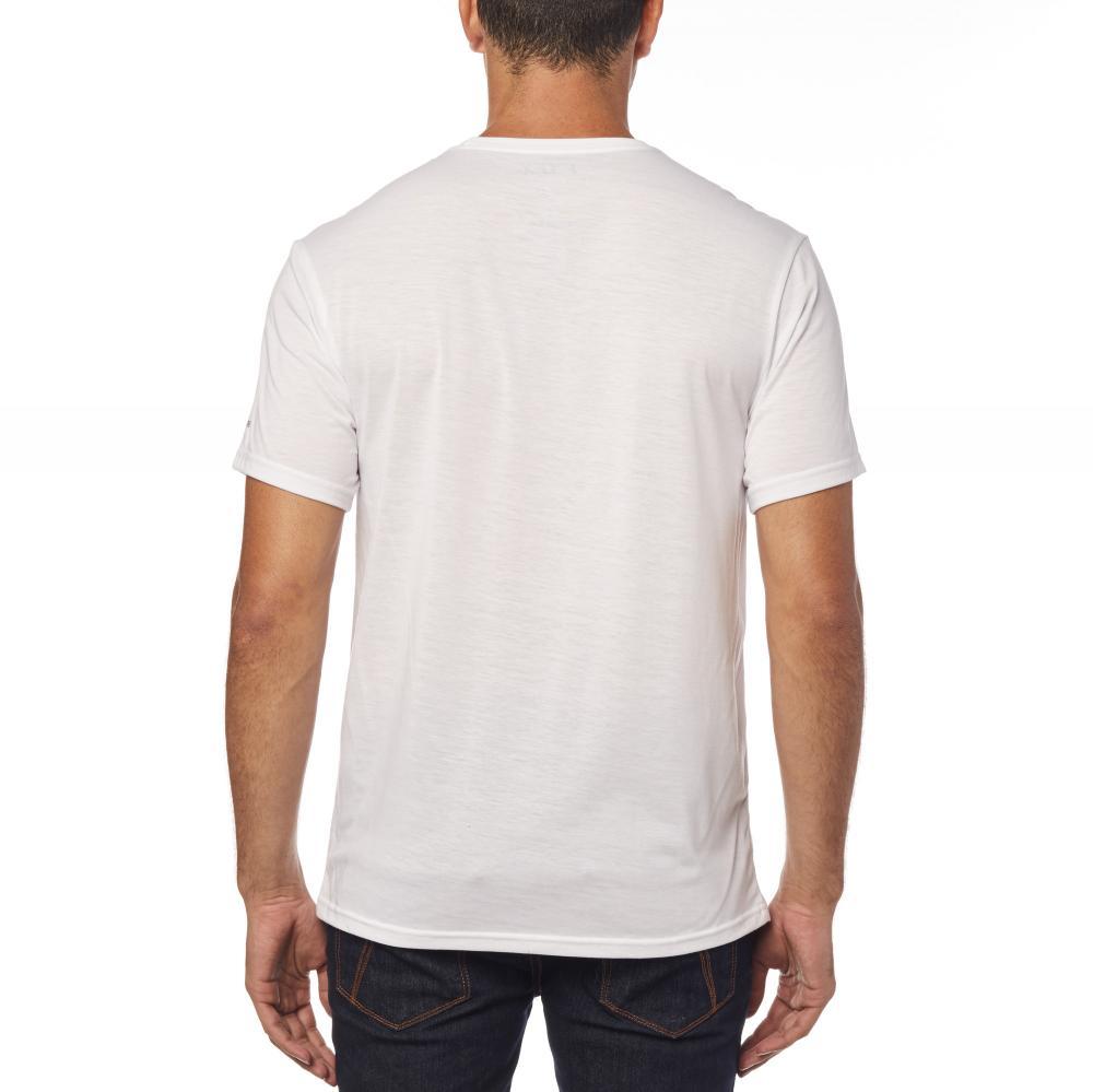 e7f46685f7c9 ... Pánské technické triko - Murc Fctry Ss Tech Tee Optic White ...