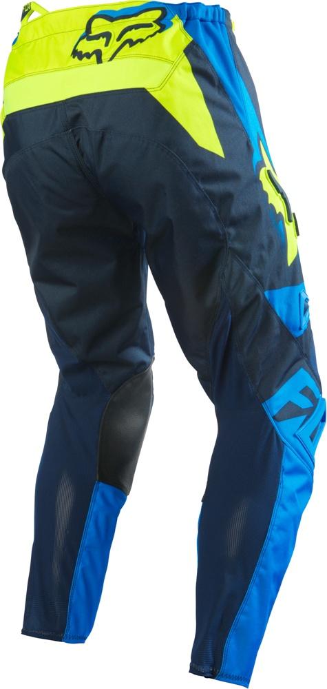 5fb42224e61 ... Dětské motokrosové kalhoty - 180 YTH RACE PANT Blue Yellow ...