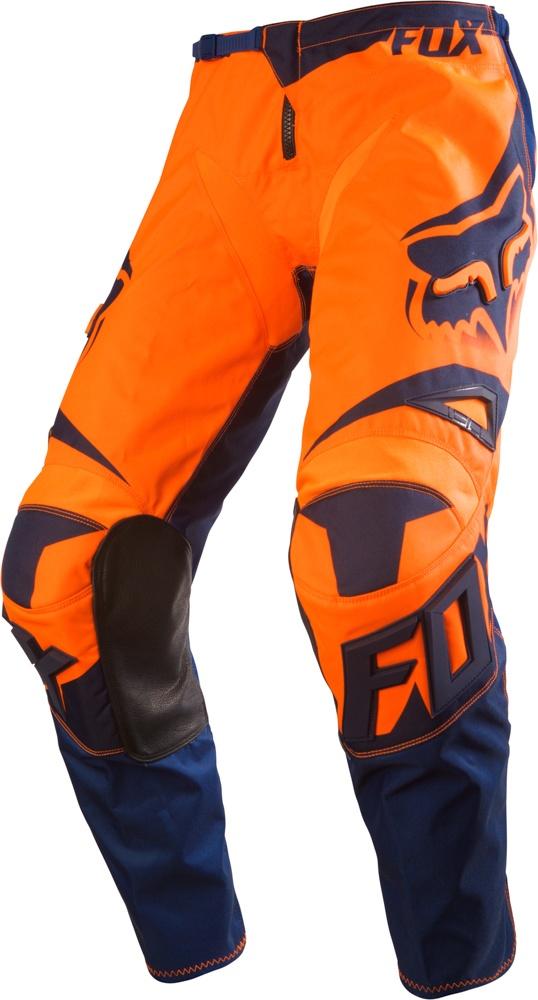 b926c14ab0c Dětské motokrosové kalhoty - 180 YTH RACE PANT Orange Blue ...
