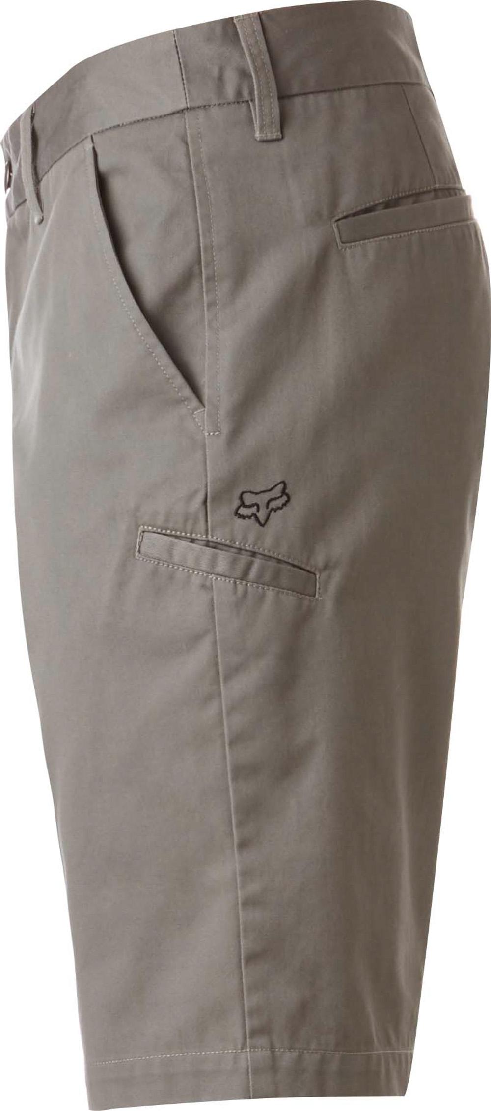 ... Pánské kraťasy - Essex Short Gunmetal 5082de9593