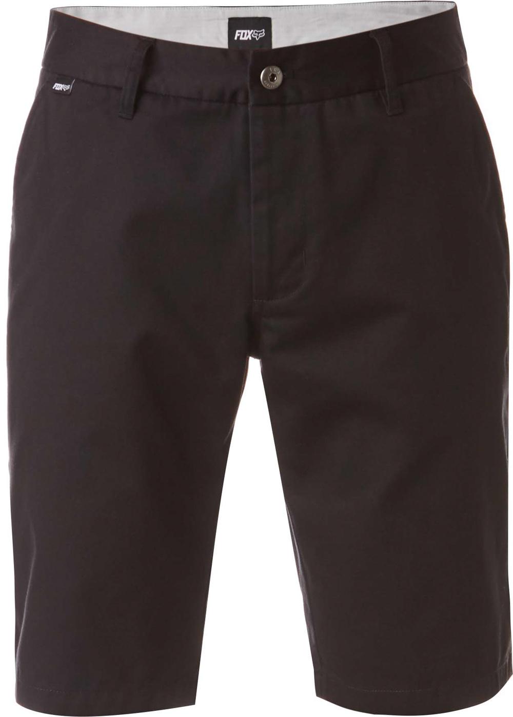 cee731b9f1c Pánské kraťasy - Essex Short Black ...