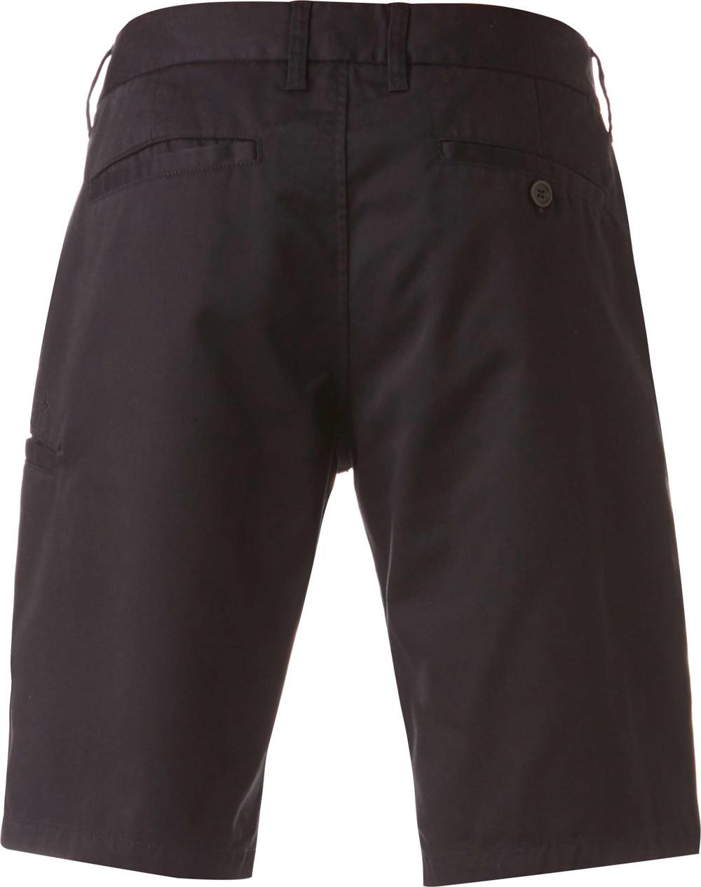 4c99405cb85 Pánské kraťasy - Essex Short Black Pánské kraťasy - Essex Short Black